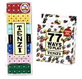 TENZI Party Pack Dice Game Bundle with 77 Ways to
