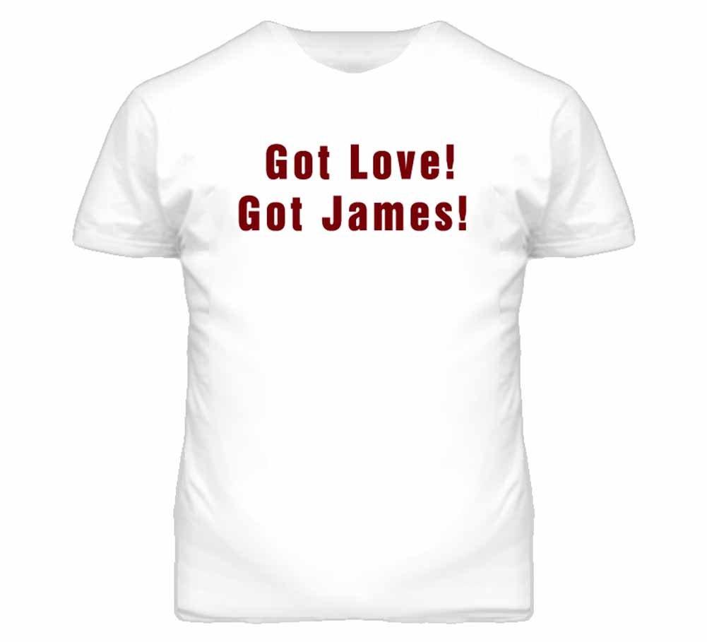 Tshirt Bandits S Got Love Cleveland Basketball T Shirt