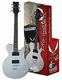 Playmate by Dean Playmate EVO Guitar Kit (Amp, Gig Bag, Red)