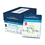 Hammermill Great White Recycled Copy Paper 3-Hole