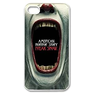 American Horror Story Unique Design Cover Case with Hard Shell Protection for Iphone 4,4S Case lxa#3323066