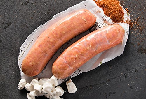 Chicken Sausage with Buffalo & Blue Cheese by Rastelli Market Fresh