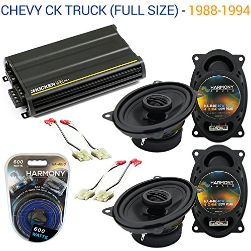 90 chevy truck speakers - 5