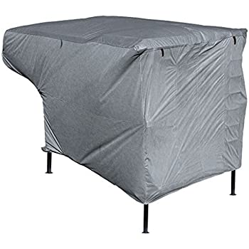 New Easy Setup RV Trailer Cover Fits 8  10  Truck Camper with Assist Poles. Amazon com  Budge Truck Camper Covers Fits Truck Camper RVs 8  to