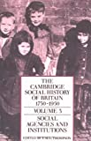 Cambridge Social History Britain v3