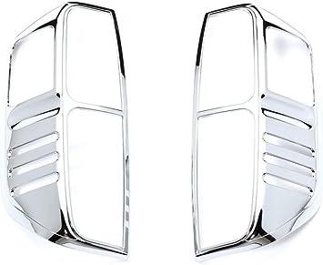 Putco 403815 Chrome Trim Tail Light Cover Automotive Lighting ...