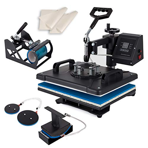SmarketBuy Heat Press 12x15