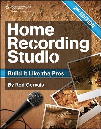 Amazon Com Home Recording Studio Build It Like The Pros Ebook