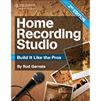 Home Recording Studio: Build it Like the Pros book cover