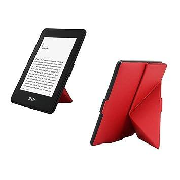 Goaeos Kindle 8 Funda de piel sintética para Kindle E-reader Ebook ...