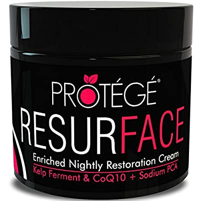Best Cheap Deal for Protege Beauty Best Night Moisturizer Anti-Aging Moisturizing Cream for Men and Women, Gain Softer Skin Overnight Fortified with Shea Butter, Collagen and Sea Kelp and Rosehip Oil, 1 oz. from Protege Beauty - Free 2 Day Shipping Availa
