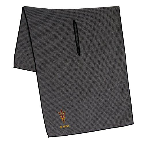 Team Effort Arizona State Sun Devils Grey Microfiber Towel