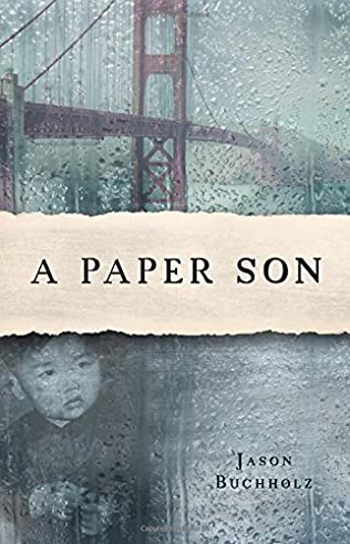 book cover of A Paper Son