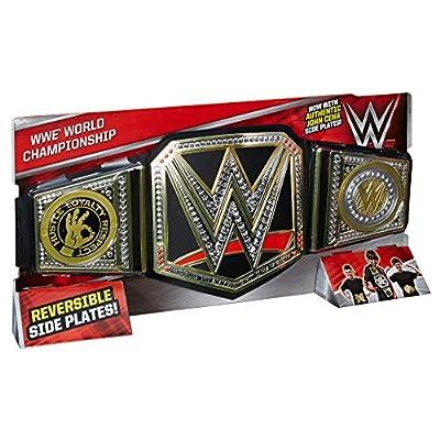 WWE World Heavyweight Belt: Toys & Games