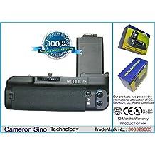 Battery grip for Canon Eos Rebel Xsi 450D, 500D, 1000D, T1i Digital SLR Camera Kit (BG-E5, BGE5, BGE 5)