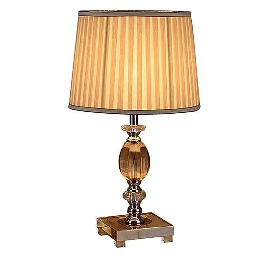 Amazon.com: Mesita de noche lámpara de computadora recámara ...