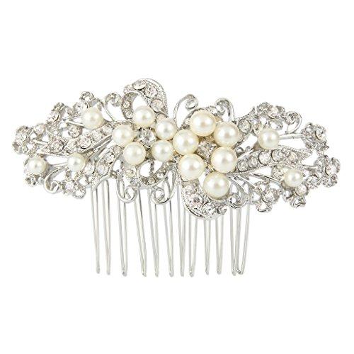 ever-faithr-wedding-leaf-decorative-ivory-color-simulated-pearl-hair-comb-clear-austrian-crystal