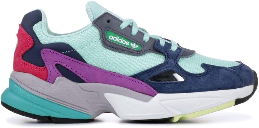 adidas Falcon W, Scarpe da Fitness Donna Multicolore Mencla Mencla Maruni 0