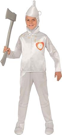Rubies 882504S - Disfraz de hombre de hojalata para niño (talla S ...