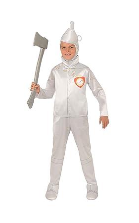 Wizard of Oz Childs Tin Man Costume, Medium