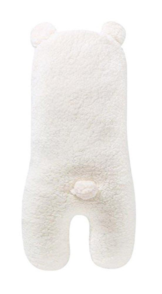 Newborn Baby Boys Girls Cute Cotton Plush Receiving Blanket Sleeping Wrap Swaddle by Pinleck (Image #4)