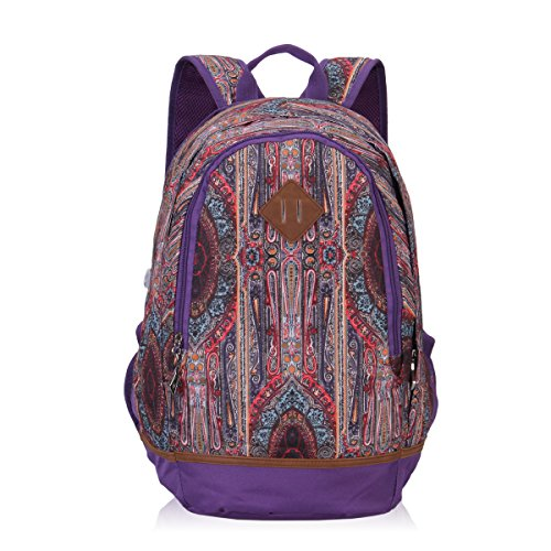 Casual Boho Backpack