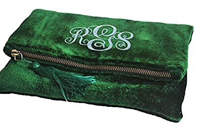 Amazon.com: Cheers bolsos, Foldover embrague, verde ...