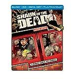 Shaun of the Dead (Steelbook) (Blu-ray + DVD + Digital Copy + UltraViolet) by Universal Studios