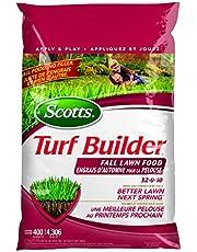 Scotts 03214A Turf Builder Fall Lawn Food 32-0-10