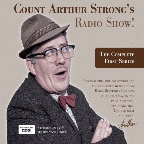 Radio show series 3 now available for download | count arthur.