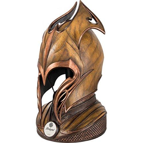 Display United Cutlery - Hobbit Mirkwood Infantry Helm w/Wood Display