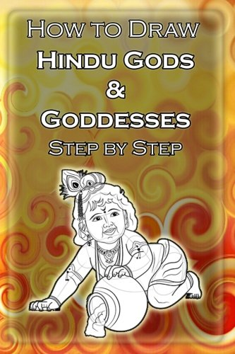 How To Draw Hindu Gods Goddesses Step By Step Learn To Draw Lord