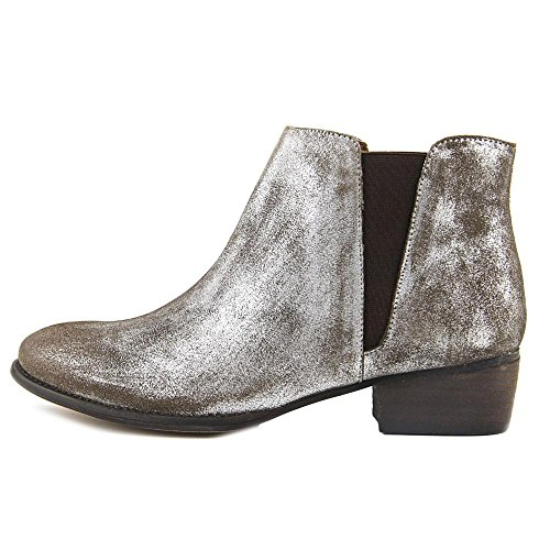 Womens Wake Metallic Pewter Suede Seychelles dOHaFqaw