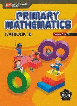 Primary Mathematics (Common Core Edition) Textbook 1B