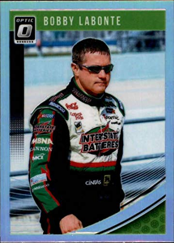 2019 Donruss Optic Holo #54 Bobby Labonte Interstate Batteries/Joe Gibbs Racing/Pontiac Racing Trading Card