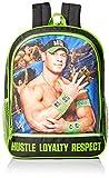 WWE Boys' John Cena Black 16 inch Backpack, Multi