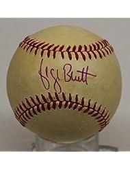 George Brett Autographed OAL MLB Baseball Signed Royals PSA DNA AC32668 BB15