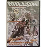 Millon International Lacrosse Camps: Attack, Midfield, Defense, Goalie [2 disc set] by Mark Millon