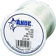Ande A14-100C Premium Monofilament, 1/4-Pound Spool, 100-Pound Test, Clear Finish