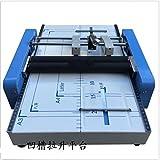 welljun Electric A3 Binding and Folding Machine Staple Nail Binder Folder