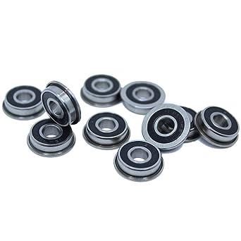 Amazon.com: F695-2RS F695RS - Rodamientos de bolas para ...