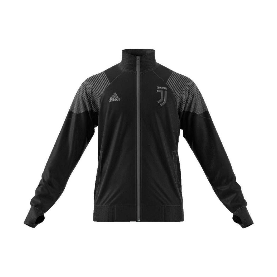 adidas Chaqueta Juventus LIC 2018-2019 Black: Amazon.es ...