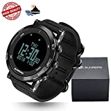 SUNROAD 2017 New Arrival Outdoor Sports Watch 5ATM Review and Comparison