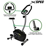 Xspec Stationary Upright Exercise Bike Cardio Workout Indoor Cycling For Sale