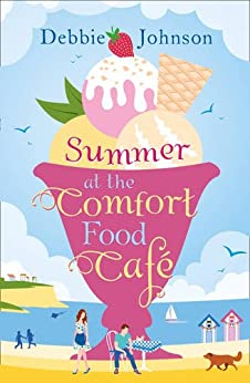 Summer at Comfort Food Cafe ebook product image