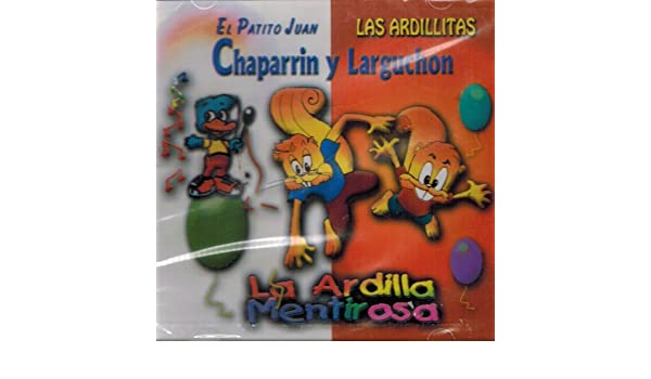 Las Ardillitas - Las Ardillitas (Chaparrin Y Larguchon ...