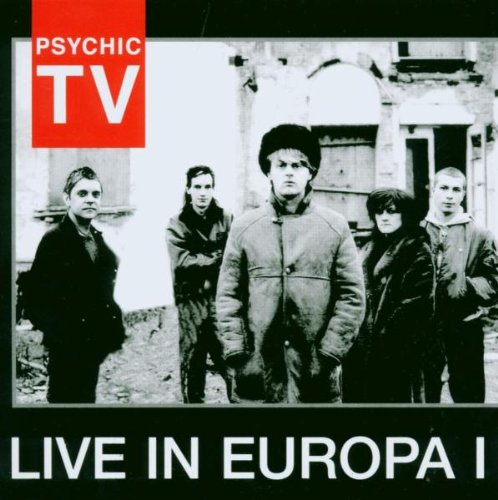 Live in Europe 1 by Temple [V'print]