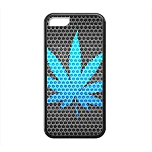 Fashion Creative Maple Leaf Phone Case for Iphone 5c