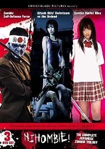 Nihombie! - Zombie Triple Feature: Attack Girls' Swim Team vs The Undead / Zombie Hunter Rika / Zombie Self-Defense Force