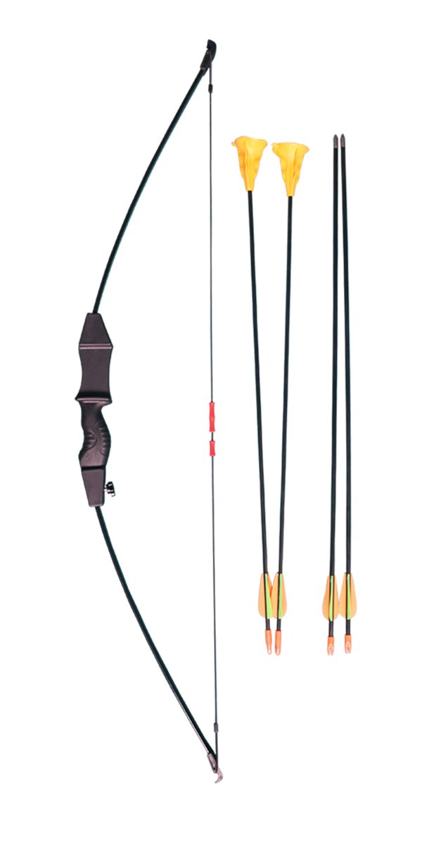 REEGOX Bow and Arrow for Kids Archery Set Hunting Toy for Gift